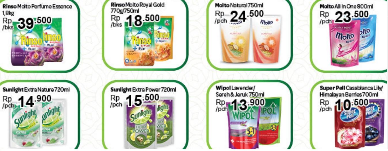 海外移住 なっちゅのブログ バリ島の物価はスーパーの広告から知る